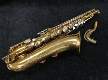 Original Lacquer Martin Handcraft Committee 'Martin Skyline' Tenor Sax - Serial # 126582