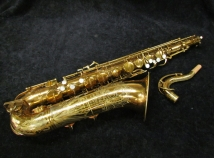 Vintage Original Lacquer Buescher Big B Tenor Sax, Serial #310799