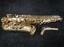 Very Pretty! Selmer Paris Super Action 80 Alto Sax, Serial #332488