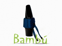 New Bambu Hand Woven Ligature for Tenor Sax