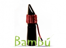 New Bambú Hand Woven Ligature for Eb Clarinet