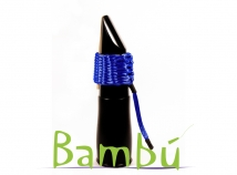 New Bambu Hand Woven Ligature for Bb Bass Clarinet