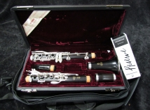 Mint Condition Yamaha Pro Model YCL-650 Wood Bb Clarinet - Serial # 131146