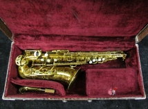 Vintage Selmer Paris Balanced Action Alto Sax, #27184