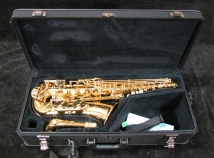 MINT CONDITION Yamaha YAS-62 Professional Alto Sax - Serial # 012432