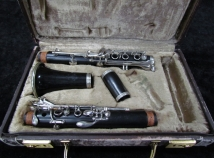 Very Nice Buffet Crampon R13 Bb Clarinet, Serial #285216