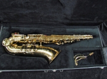 Pristine Original Lacquer Vintage SML King Marigaux Tenor Saxophone, Serial #26906 – High F#