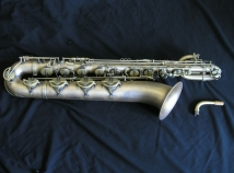New P. Mauriat PMB-300DK Matte Finish Low A Bari Sax