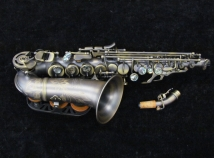 NEW P Mauriat 2400DK Matte Finish Curved Soprano Saxophone